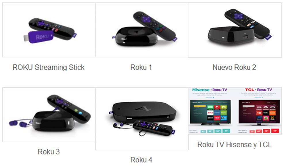 Streaming Roku Amazon Fire Iptv Y La Tv Digital Libre